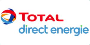 total directe energie